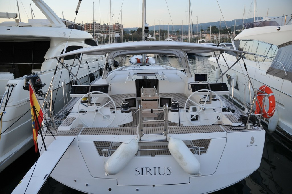 "HALBTAGES SEGELTOUR -  OCEANIS 55 ""SIRIUS"""