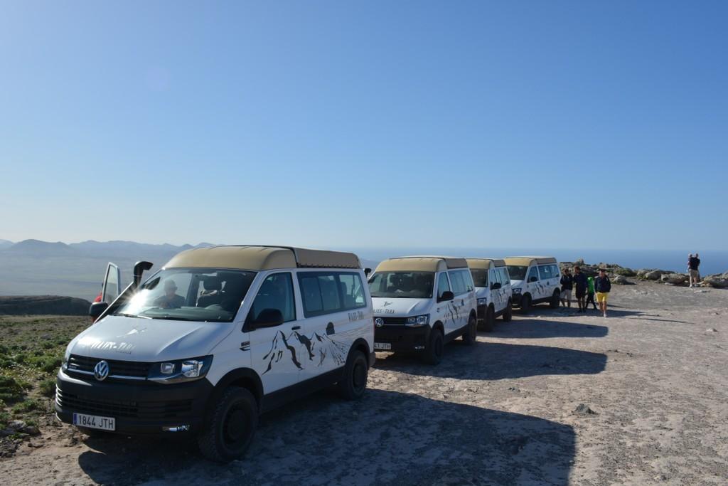 4X4 Tour Experience Lanzarote, ruta sur
