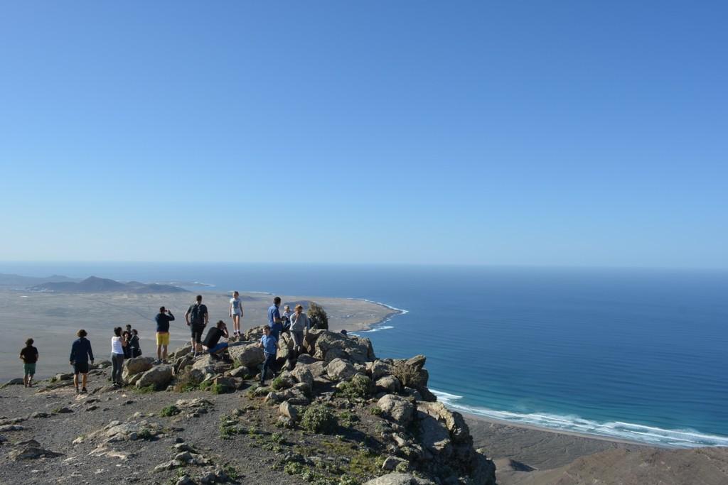 4X4 Tour Experience Lanzarote, ruta norte