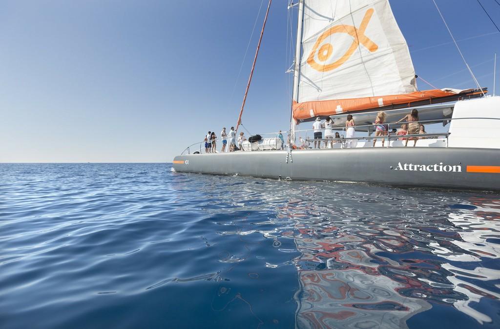 Catamarán Mallorca