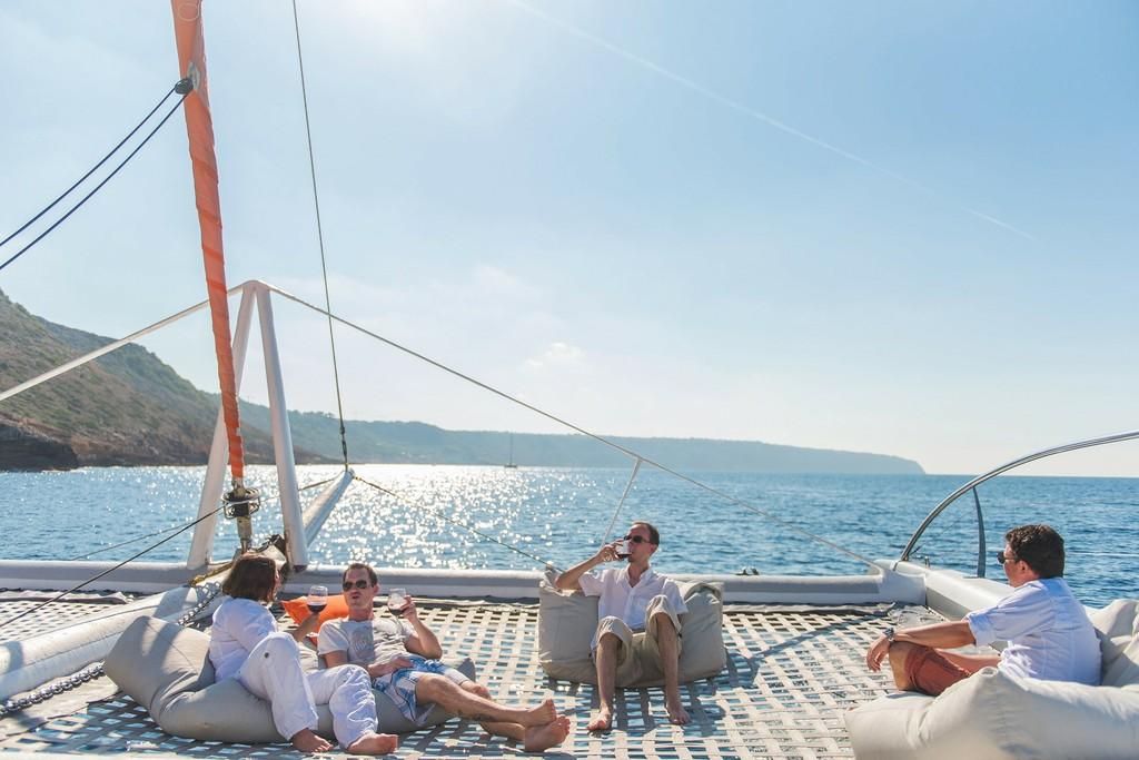 Tour en catamarán en Mallorca