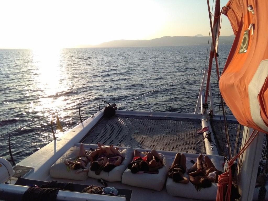 Puesta del sol Mallorca