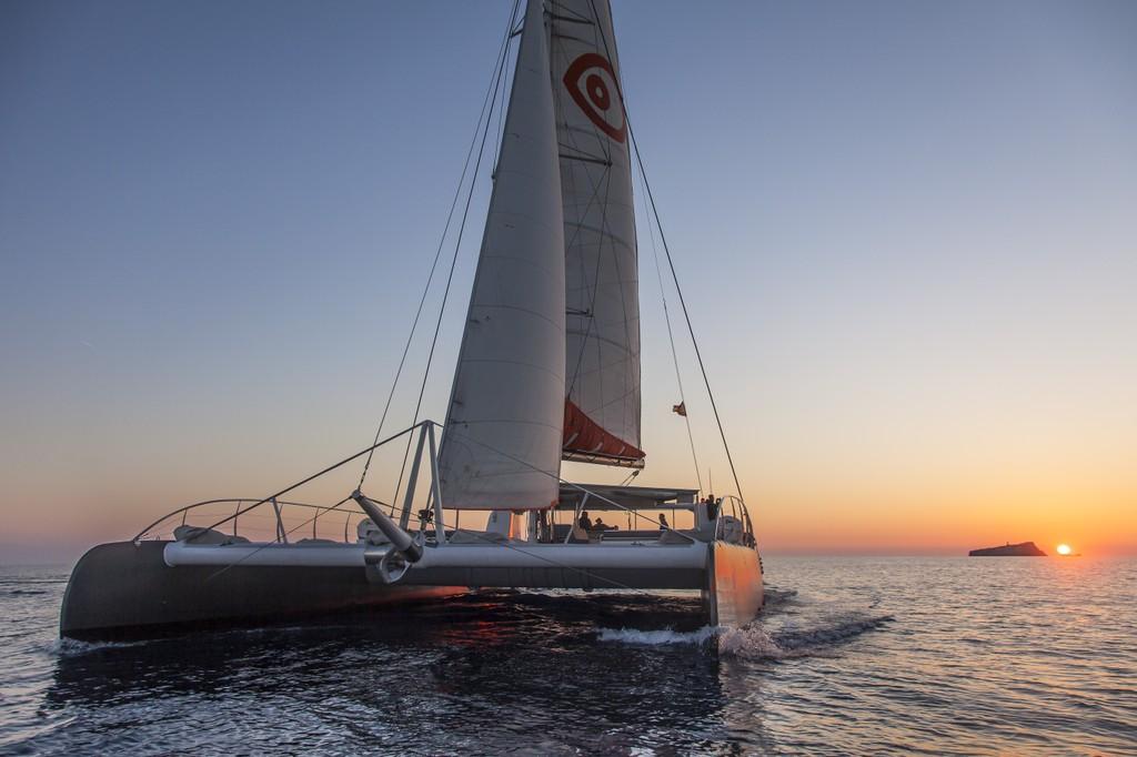 Una experiencia única en un catamarán nuevo