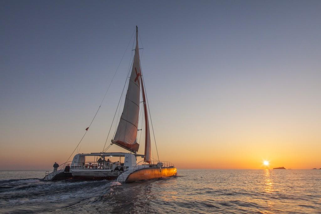 Tour por la bahía de Palma al atardecer