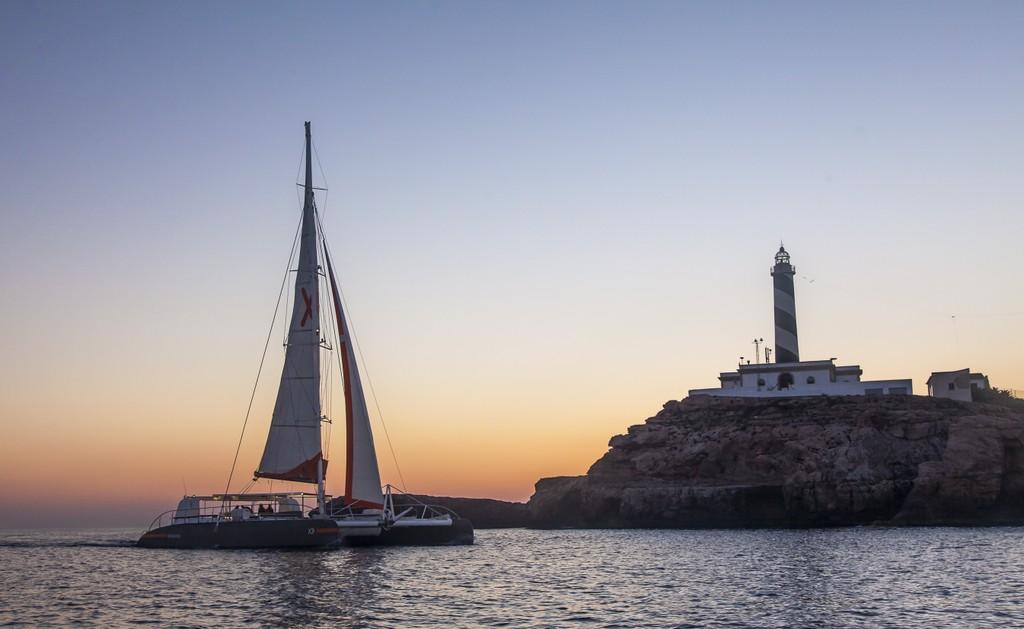 Tour en catamarán desde Palma de Mallorca