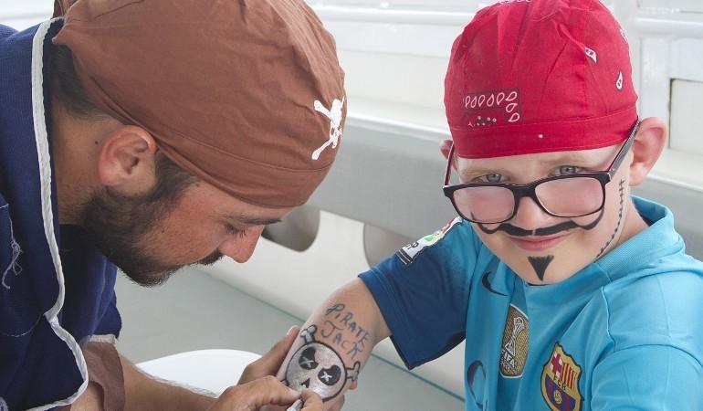 Jack, a true Pirate