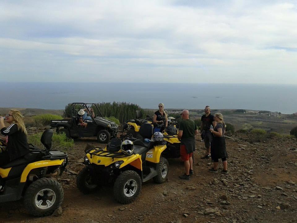 Quad experience Gran Canaria