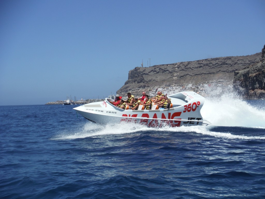 Gran Canaria Speed Boat Experience