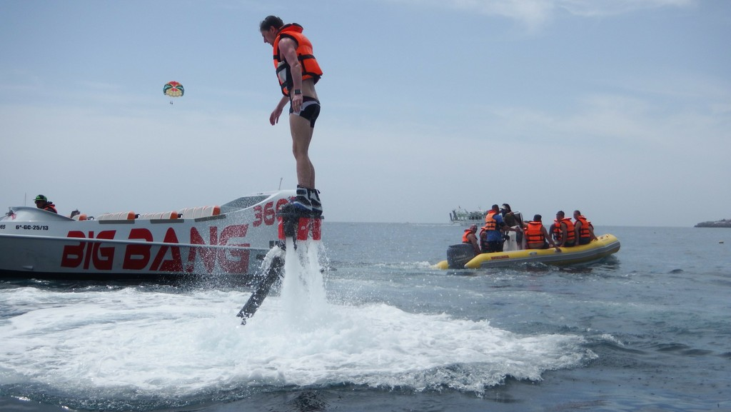 Flyboard in Gran Canaria