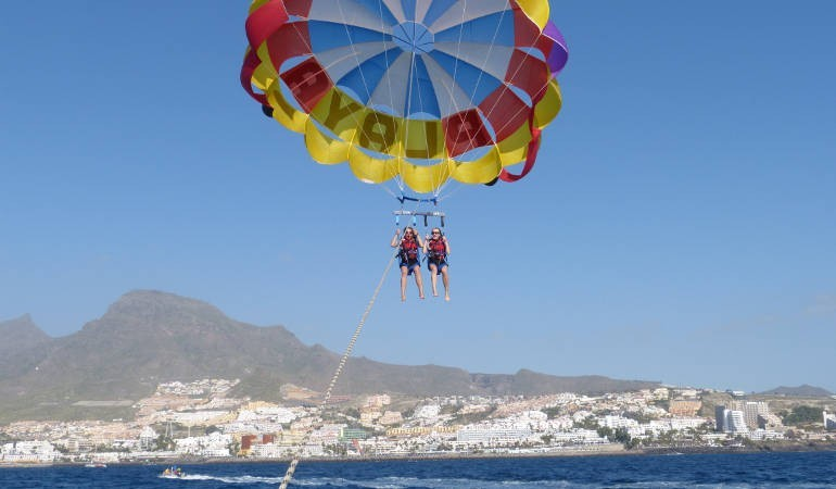 Parasail - for up to two participants