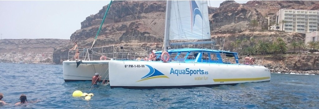 Magic Tres Katamaran Canary Islands