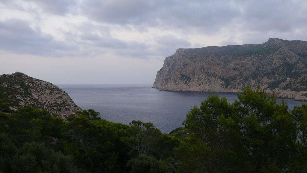 View from La Dragonera
