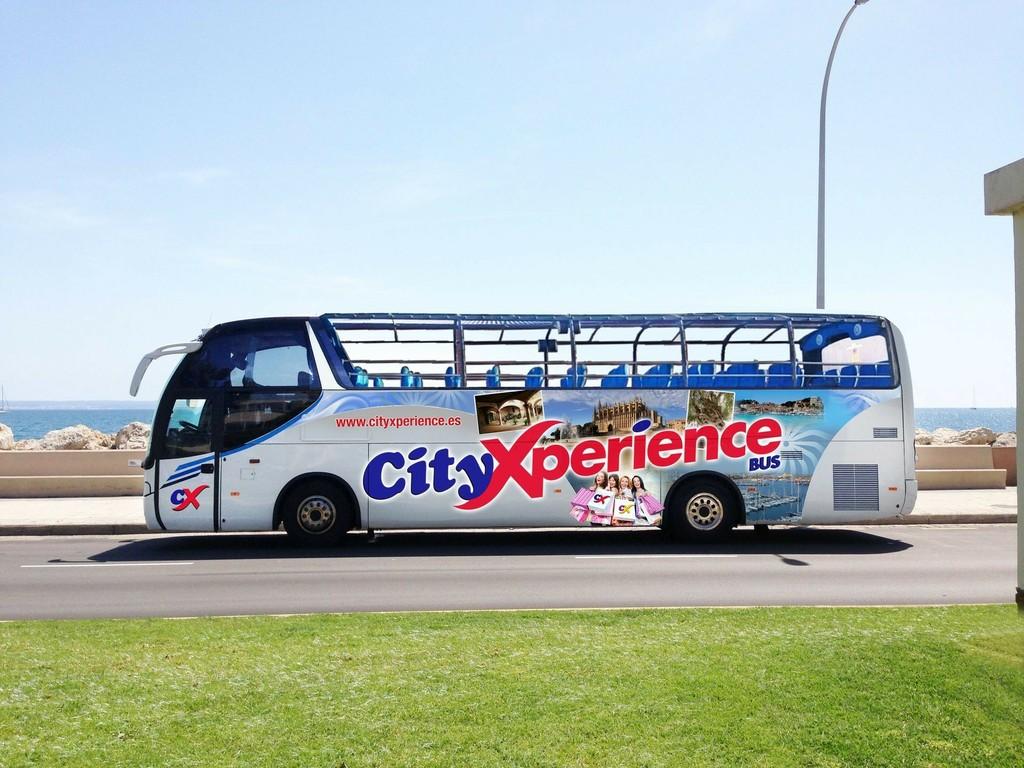 Cabrio Bus CityXperience