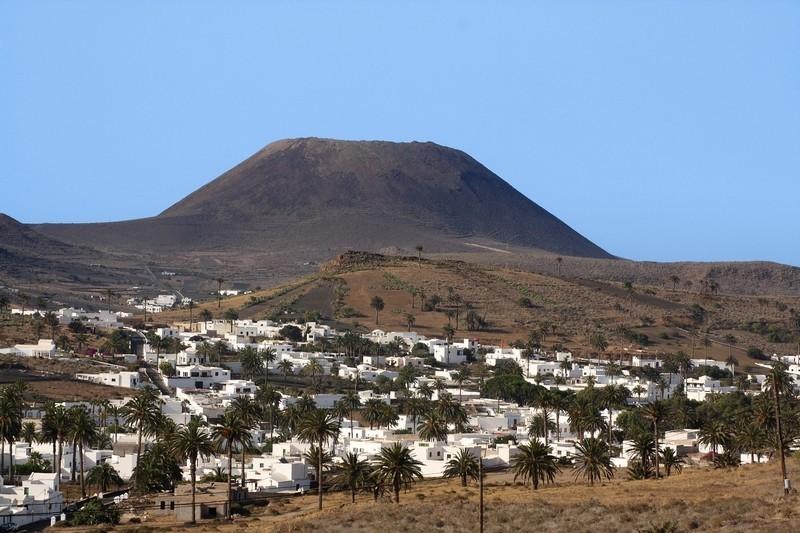 Haria in Lanzarote