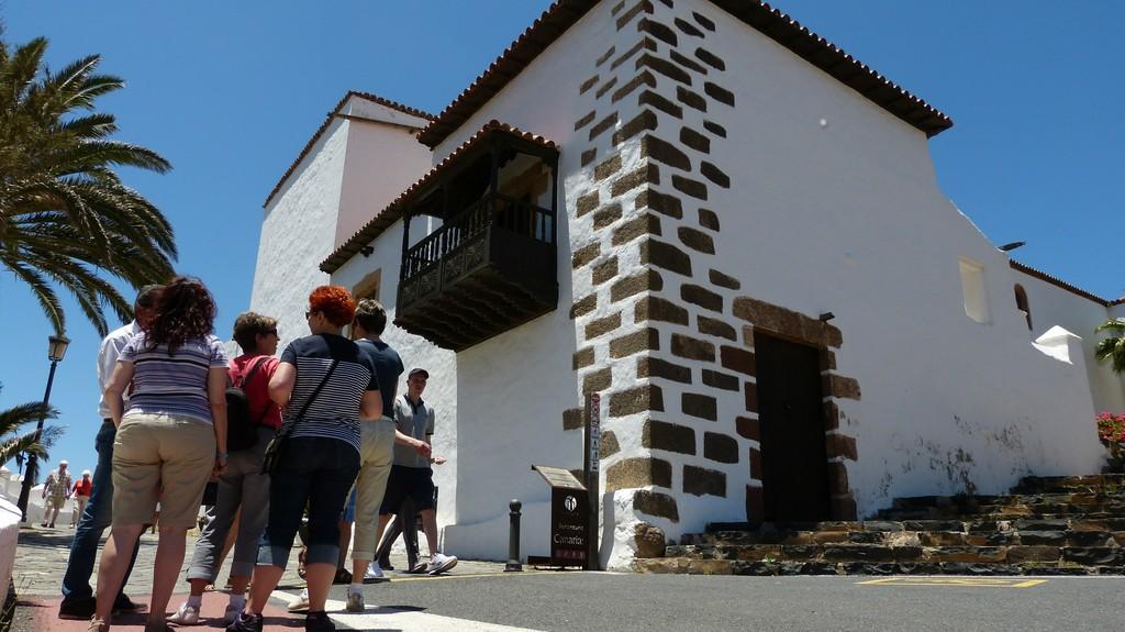 Fuerteventura's history