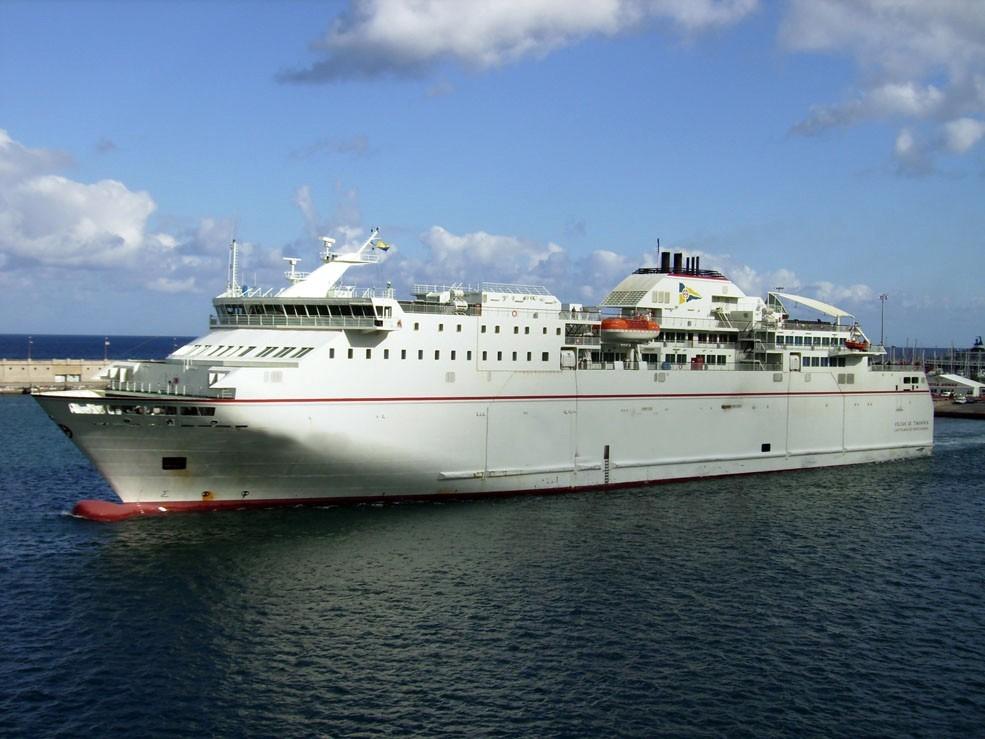 Cruising Fuerteventura