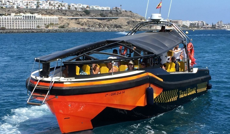 Quer 40, your speedboat in Gran Canaria