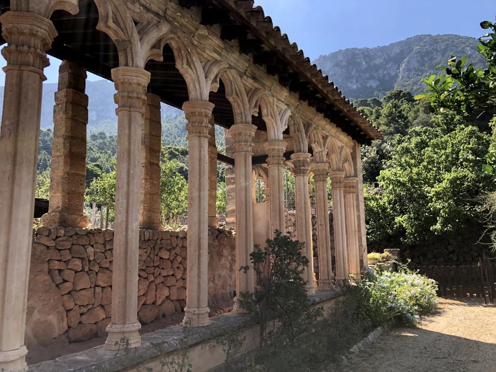 Columnatas de Miramar