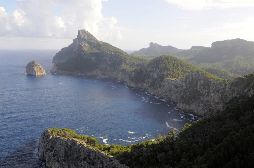 The most Northern point of Majorca
