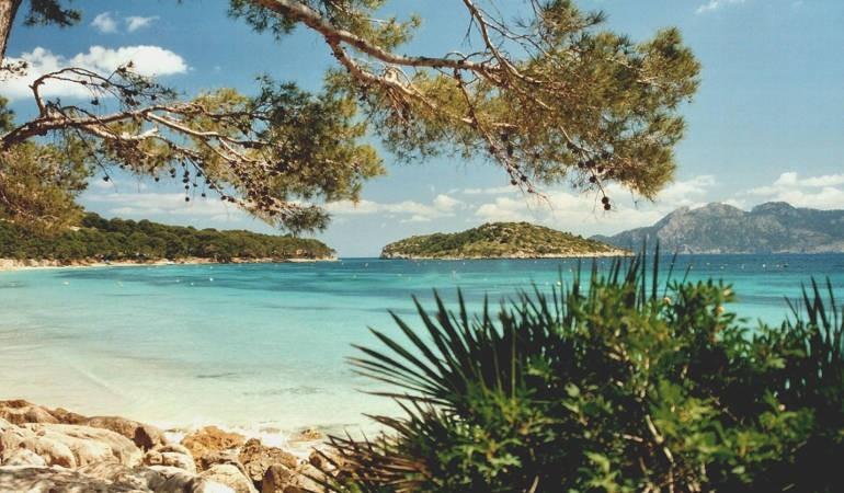 Beach of Formentor