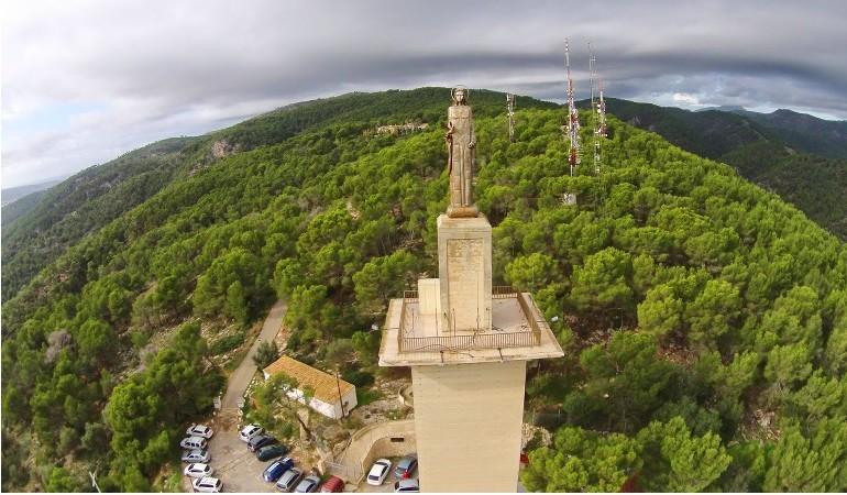 Na Burguesa monument
