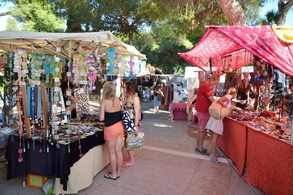Punta Arabi Market