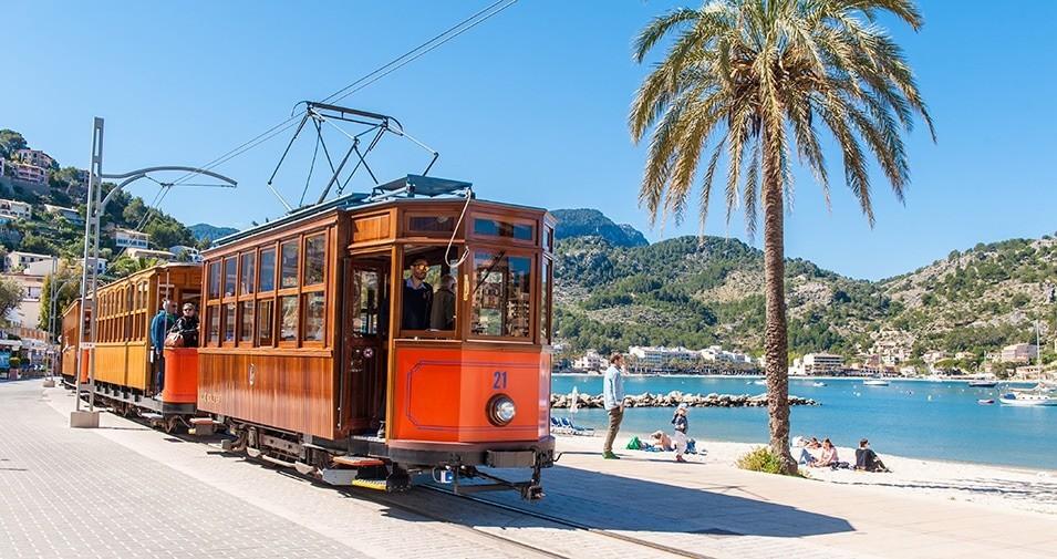 Local Soller Tram