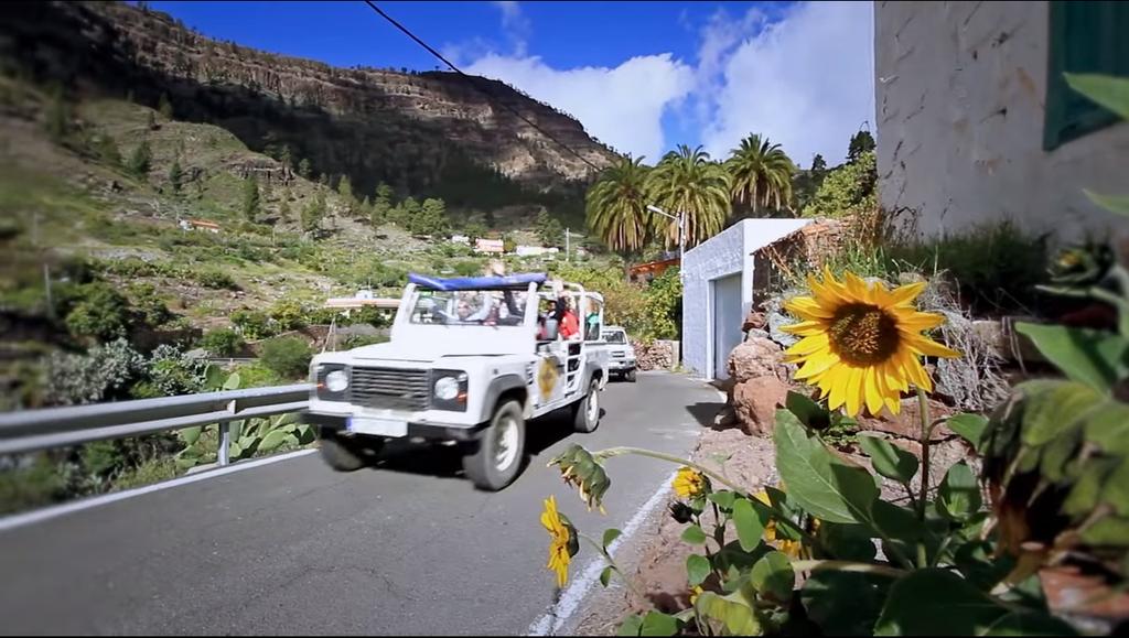 Aventura jeep Gran Canaria
