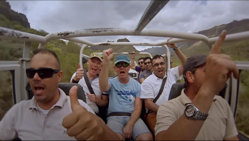 Aventura en 4x4 Gran Canaria