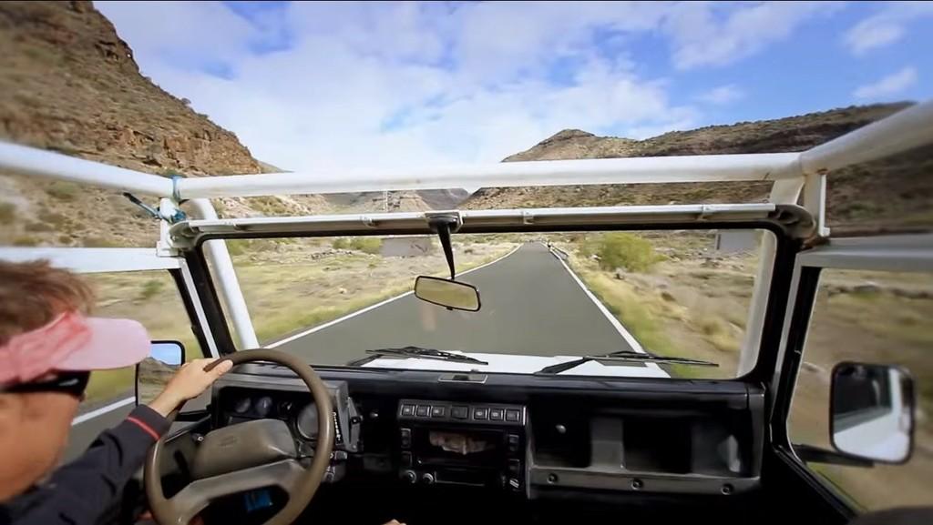 Tour in Northern Fuerteventura