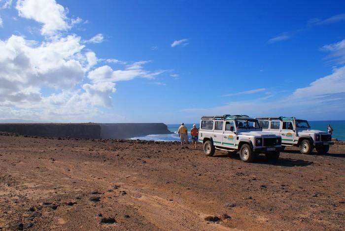 Jeep Tour Cotillo Safari