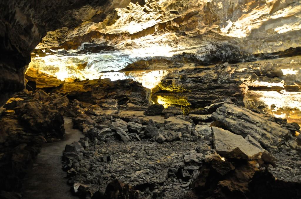 Lanzarotes caves
