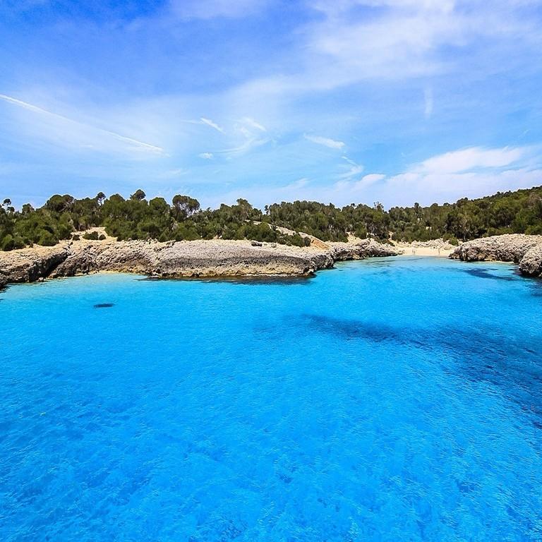 Menorca costa sur
