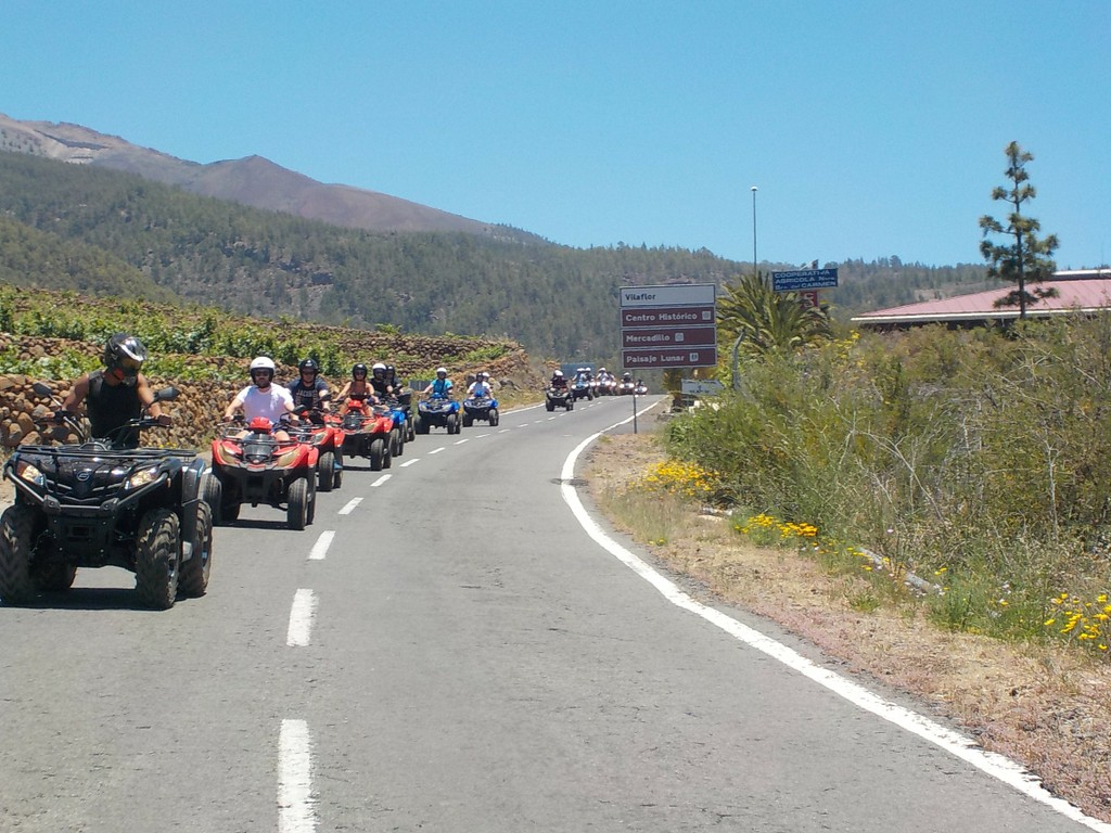 Teide tour for adventure seekers
