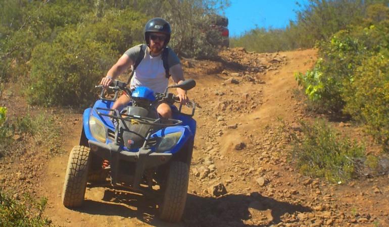 Explore your quad-limits!