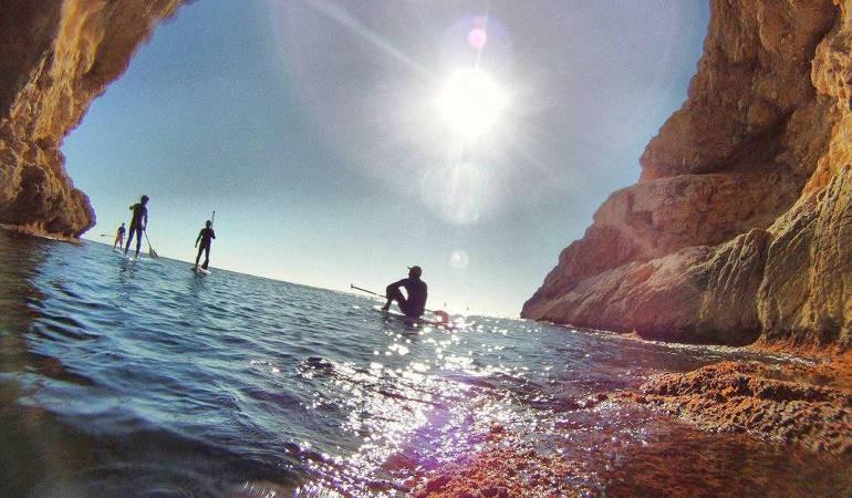 Activities in Minorca: SUP