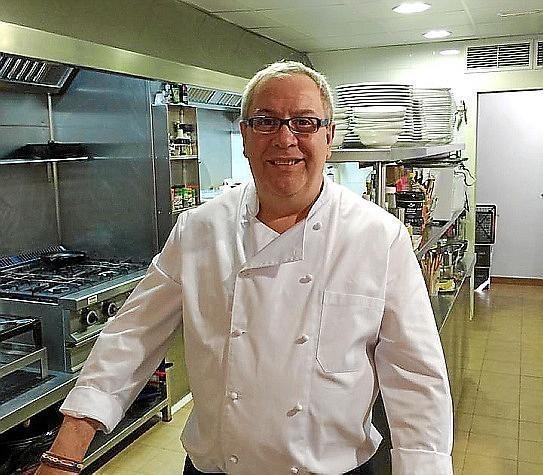 Chef Toni Ripoll. Restaurante Tártaro en Palma