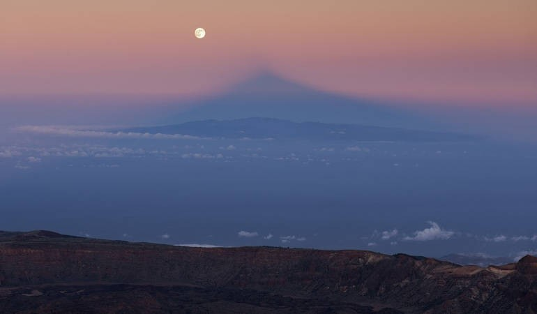 Sun set experience Tenerife