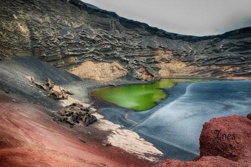 Timanfaya, Lago Verde y Geria