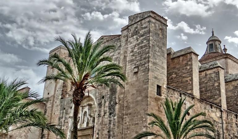 The monastery of Carme