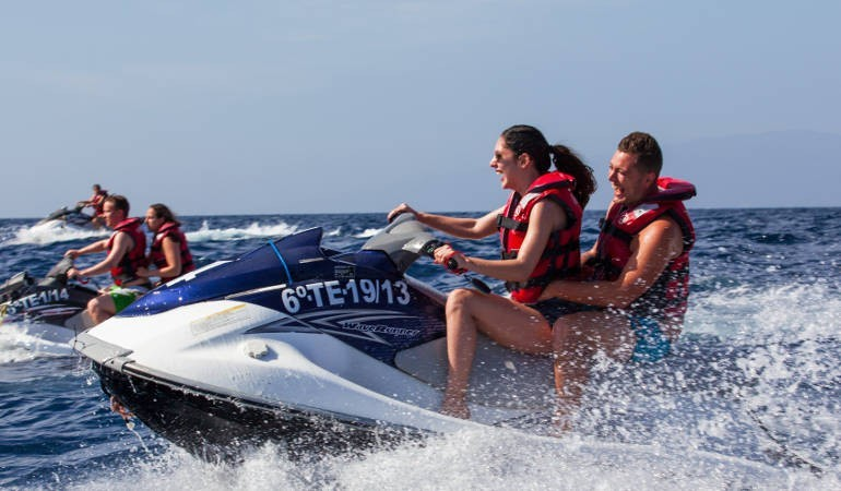 Jet Ski for up to 2 riders