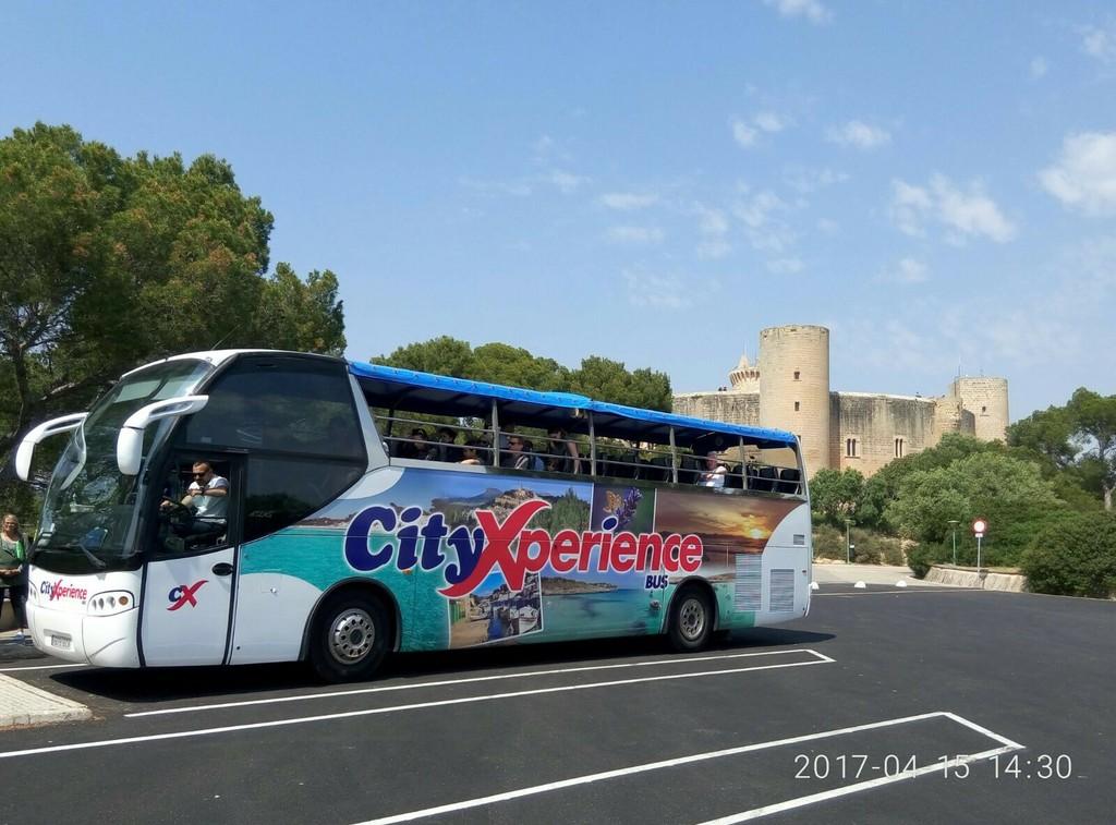 Bus Alcudia