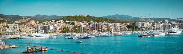 Palma boat ride