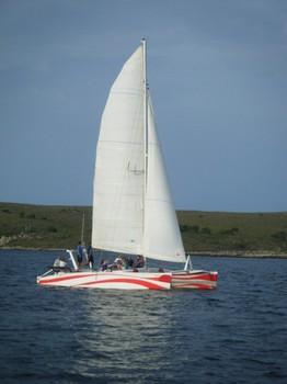 full day catamaran