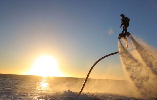 EXPERIENCIA FLYBOARD Y CHAMPAGNE