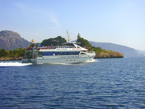 Formentor & Alcudia boat