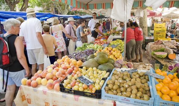 Formentor & Alcudia market
