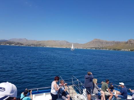 Formentor boat