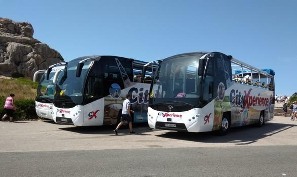 Cabrio Bus Formentor