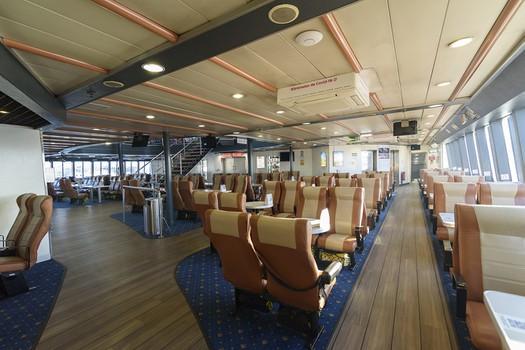 Menorca tour - ferry